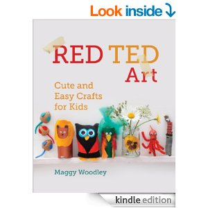 red ted art kindle