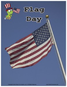 Flag Day Cover